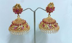 Antique Earring Jhumka