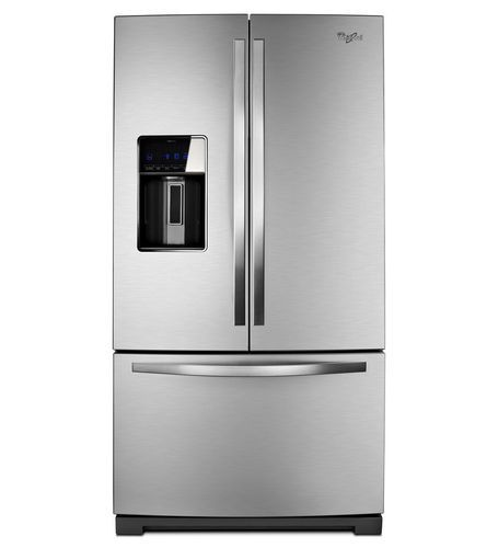 Branded Refrigerators Whirlpool French Door Refrigerator