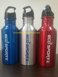Metal Sipper Bottles