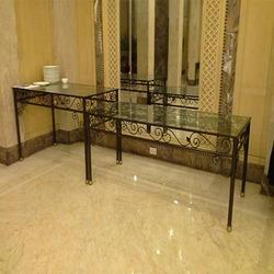 Steel Banquet Tables