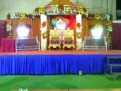 Wedding Stage Decorator in Hyderabad