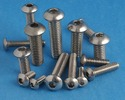 button head cap screws