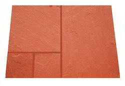 Natural Red Sand Stone