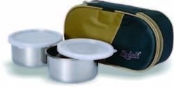 Steel Lock Lunch Box