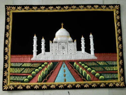 Taj Mahal Wall Hanging