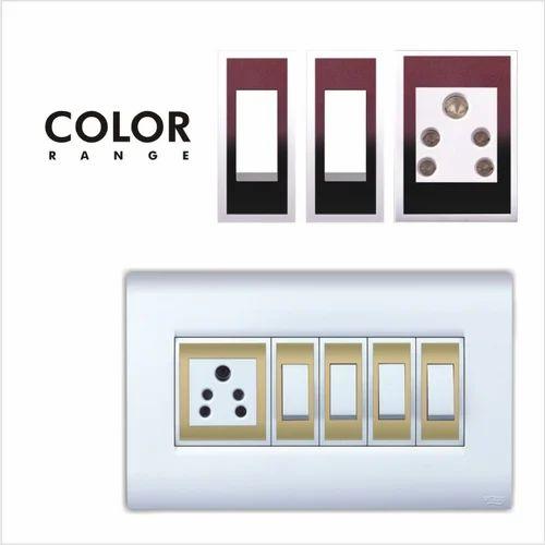 Semi Modular Switches Colour Plus Semi Modular Switches