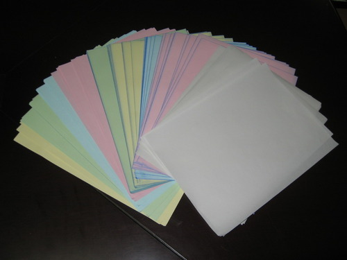 Quick Copy Carbonless Paper in Sheet