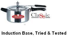 Induction Base Pressure Cooker