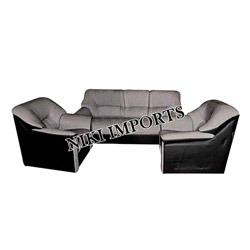 Milan Sofa Set - Fabric