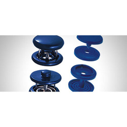 plastic press fastener