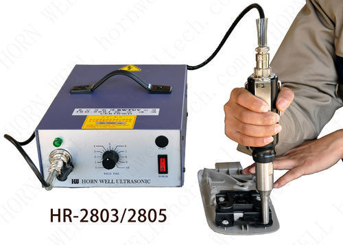 Ultrasonic Hand Held Welding System