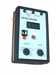 Digital Motor Checker
