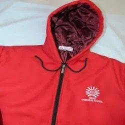 Red Uniform Jacket