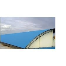 Arch Type Roofing Shed
