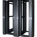 Naor 2 Post Series Networking Rack