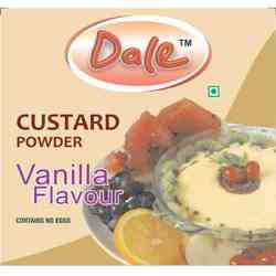 Custard Powder Vanilla Flavour