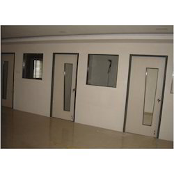 Gypsum Partition