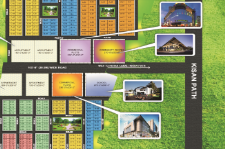 plots for school & hospitas