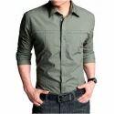 Casual Plain Shirt