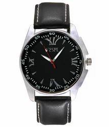 VESPL Classic Black Dial Analog Men's Watch-VS154