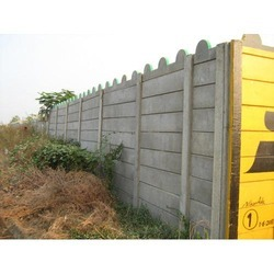 Boundary walls concrete boundary walls manufacturer from raipur - Readymade wall partitions ...