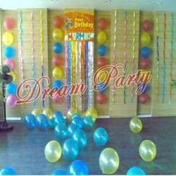 Normal Decoration - Simple Decoration & Balloons Decoration