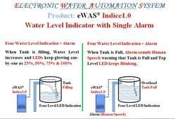 Water Tank Level Alarm
