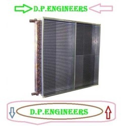Flat Cooling Coil
