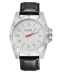 VESPL Urbane Silver Dial Analog Men's Watch-VS182