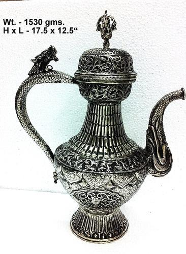 German Silver Surahi