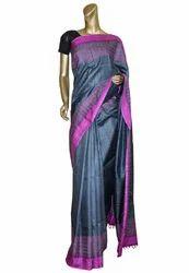 Silk Tussar Saree