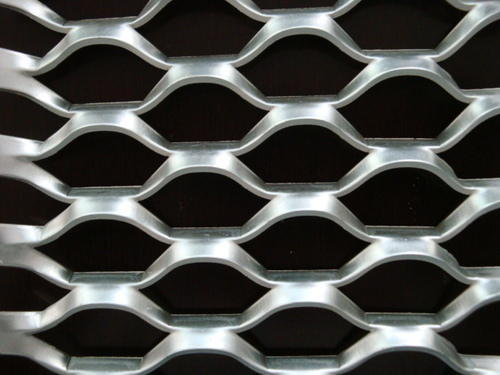 Expanded Metal Mesh Aluminum Expanded Metal Mesh