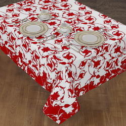 Border Attached Table Cover