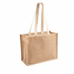 Designer Jute Tote Bag