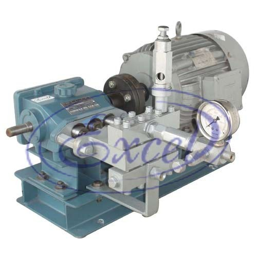 Hydraulic Test Pumps
