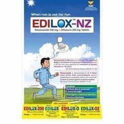 Nitazoxanide 500 Mg Ofloxacin 200 Mg Tablets