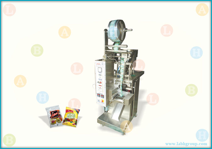 Sachet Packing Machine with Vibratory Filler