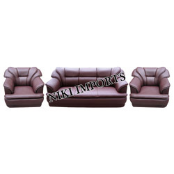 A Star Sofa Set - Rexine