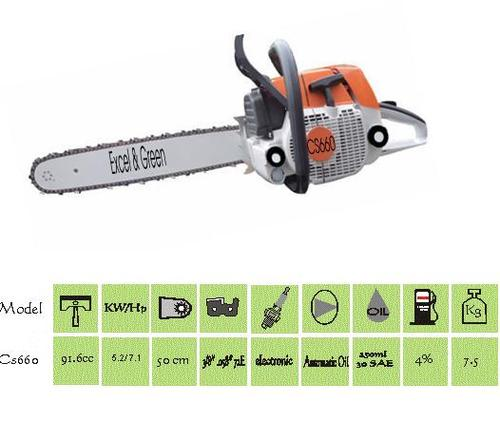 Professional Heavy Duty Chain Saw