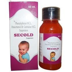 Paracetamol Syrups
