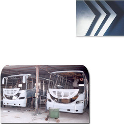 Cold Rolled Coils for Bus Bodies