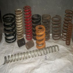 High Compression Springs