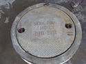 Precast Concrete Man Hole Covers Frames