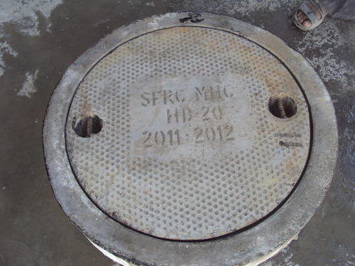 Man Hole Covers Amp Frames Precast Concrete Man Hole