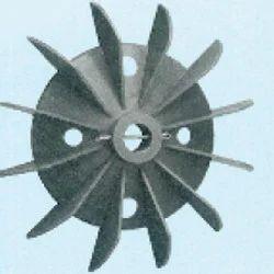 Plastic Fan Suitable For 132 Frame Size