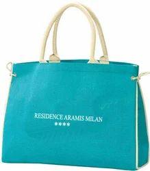 Blue Promotional Bag