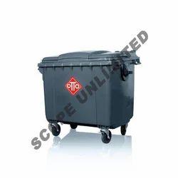 1100l Wheeled Garbage Bin