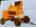 10/7 Concrete Mixer Machine with Mechanical Hopper