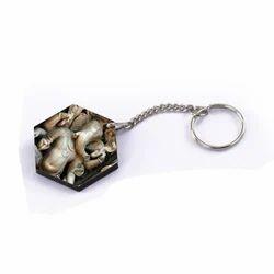 Laser Cut  Sublimate Key Ring
