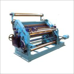 Oblique Type Single Facer Corrugation Machine